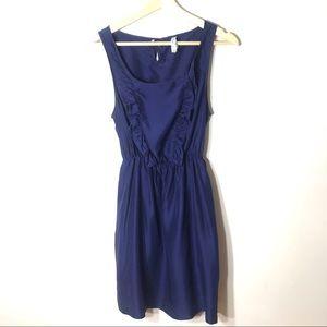 Maeve Anthropologie Silk Dress